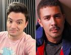 Carlinhos Maia e Felipe Neto trocam farpas na web por conta de festa
