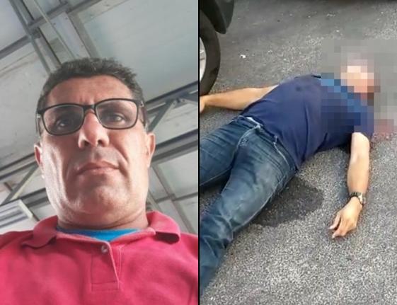 Vídeo mostra momento em que ex-PM é assassinado  na zona Leste de THE - Imagem 1