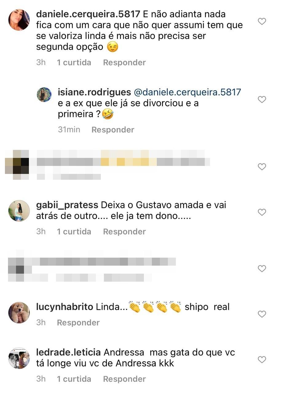 Mariana Rios é atacada após rumores de affair com Gusttavo Lima - Imagem 2