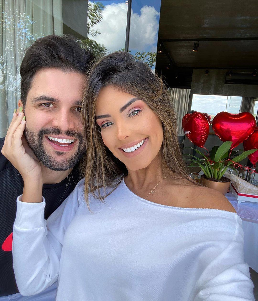 Rogério e Ivy Moraes - Foto: Instagram