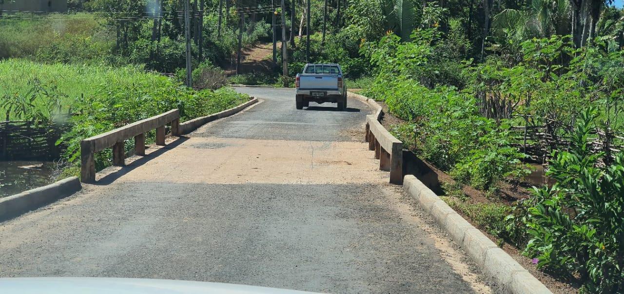 Governo realiza obras de mobilidade urbana no Território dos Cocais - Imagem 4