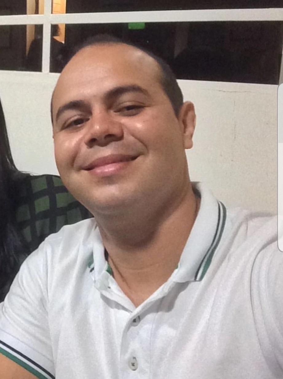 O radiologista Rudson Vieira da Silba foi morto por disparo de arma de fogo pelo PM Max Kellyson Marques