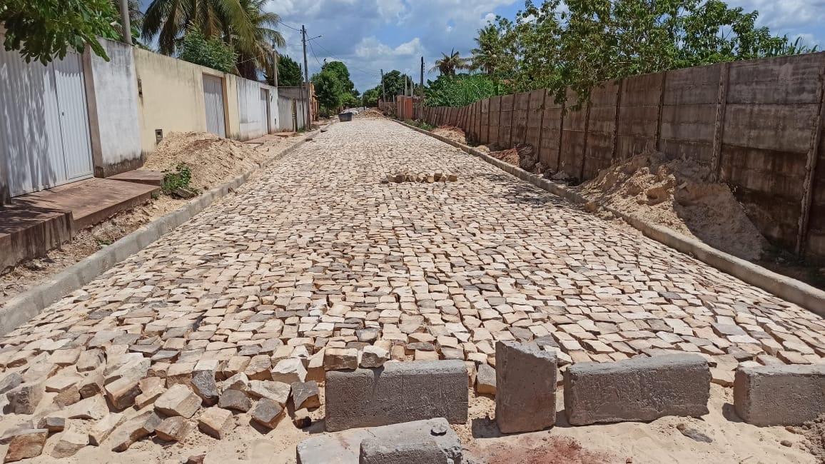 Governo realiza obras de mobilidade urbana no Território dos Cocais - Imagem 1