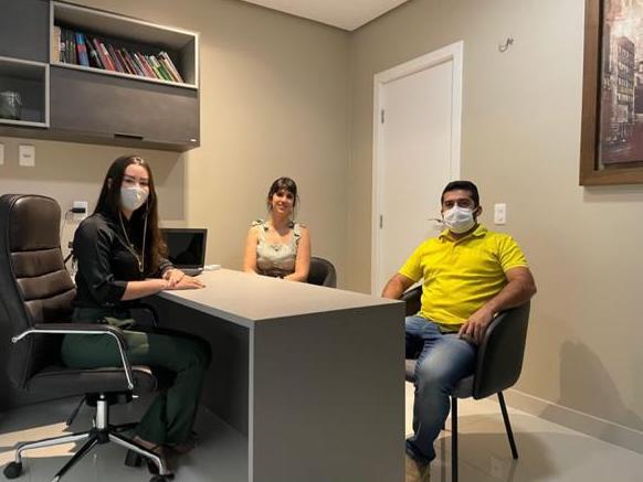CMT:Fernanda Gomes, Thanandra e Bruno Vilarinho conversam sobre bloco  - Imagem 1