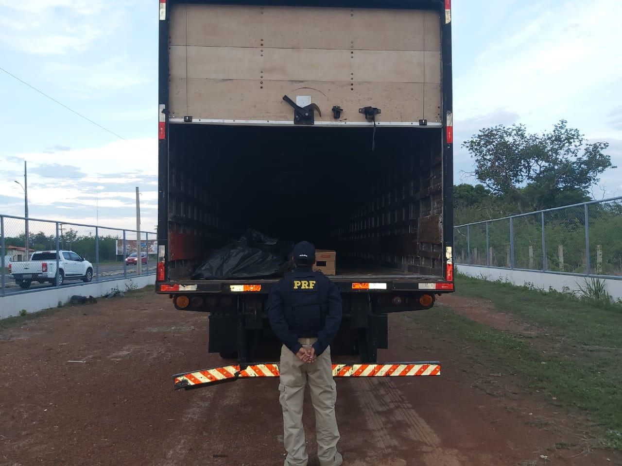 Policiais recuperam carga roubada avaliada em R$ 42 mil na BR-343  - Imagem 1