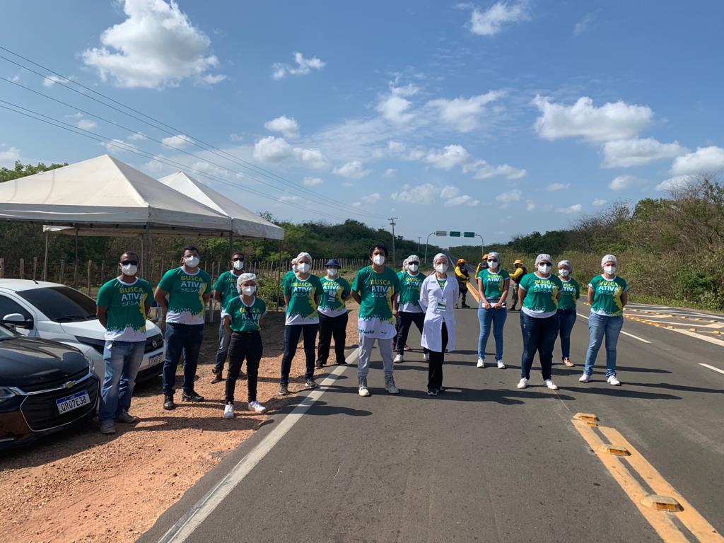 Piauí intensifica fiscalização e cria barreiras sanitárias no litoral  - Imagem 1