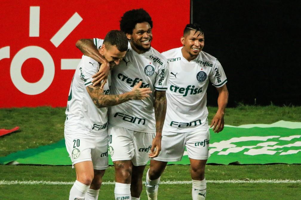 Palmeiras teve 2020 com protagonismo nos jogos-Foto: Estadão Conteúdo