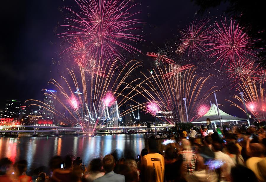 Nova Zelândia também já celebra 2021- Foto: EEF
