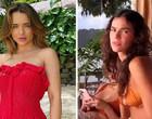 """Rafa Kalimann nega mal-estar com Bruna em ilha: """"Maldade"""""""