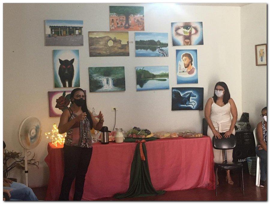 Confraternização Natalina, centro cultural  - Imagem 19