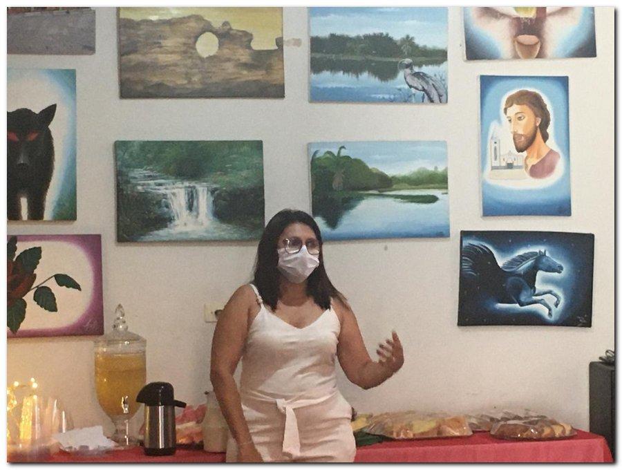 Confraternização Natalina, centro cultural  - Imagem 3