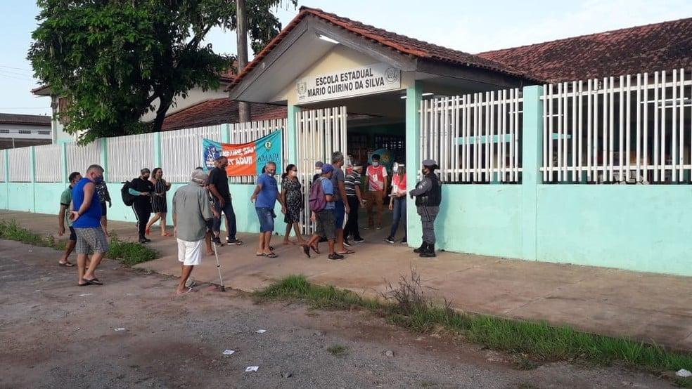 Eleição Macapá (Foto: Rede Amazônica)