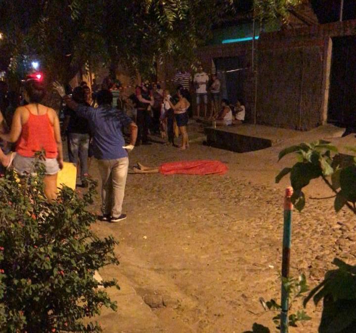 Jovem é morto a tiros em bar na zona Sul de Teresina (Reprodução)