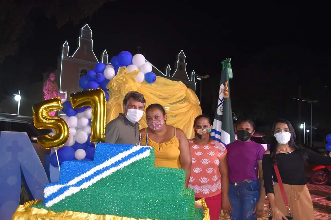 Parabéns pra você nesta data querida. 57 anos de emancipação política de Monsenhor Gil - Imagem 18