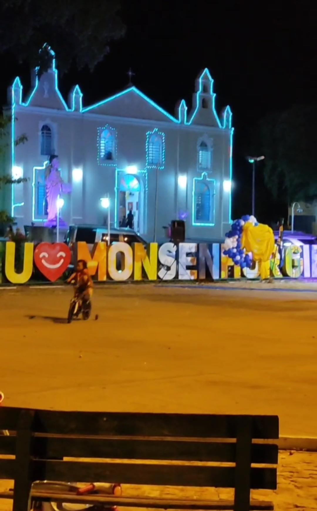 Parabéns pra você nesta data querida. 57 anos de emancipação política de Monsenhor Gil - Imagem 3
