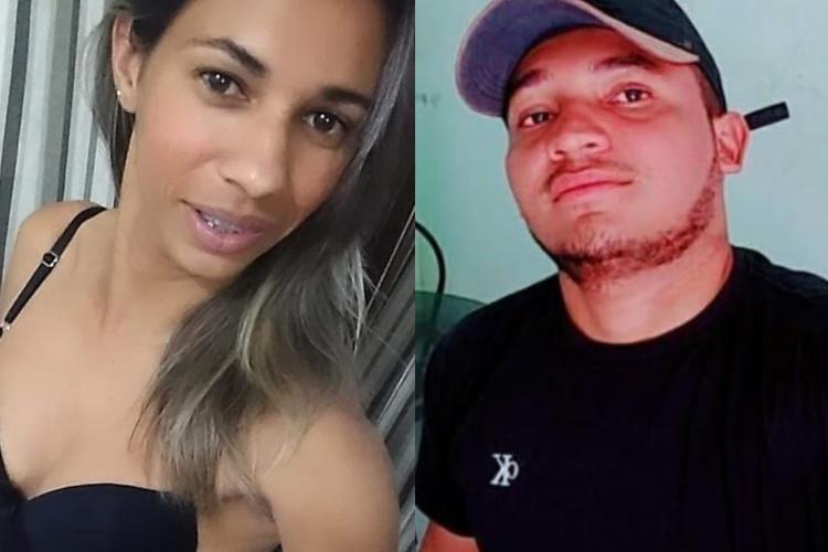 Lia Raquel de Carvalho e Jonas Mendes - Foto: Arquivo Pessoal
