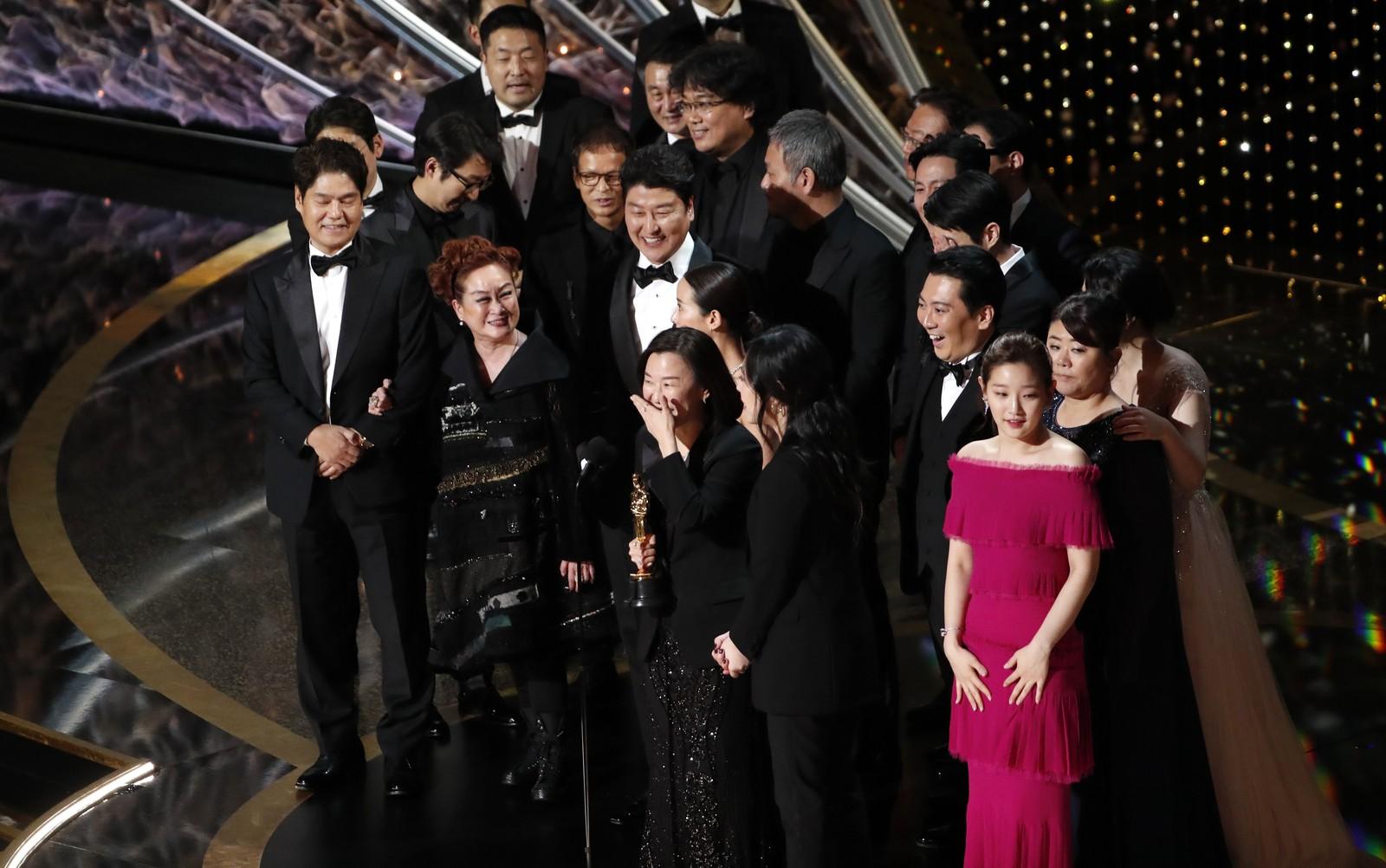 """""""Parasita"""" é o grande vencedor do Oscar 2020, com quatro prêmios - Imagem 1"""