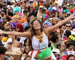 Turismo em ritmo de carnaval