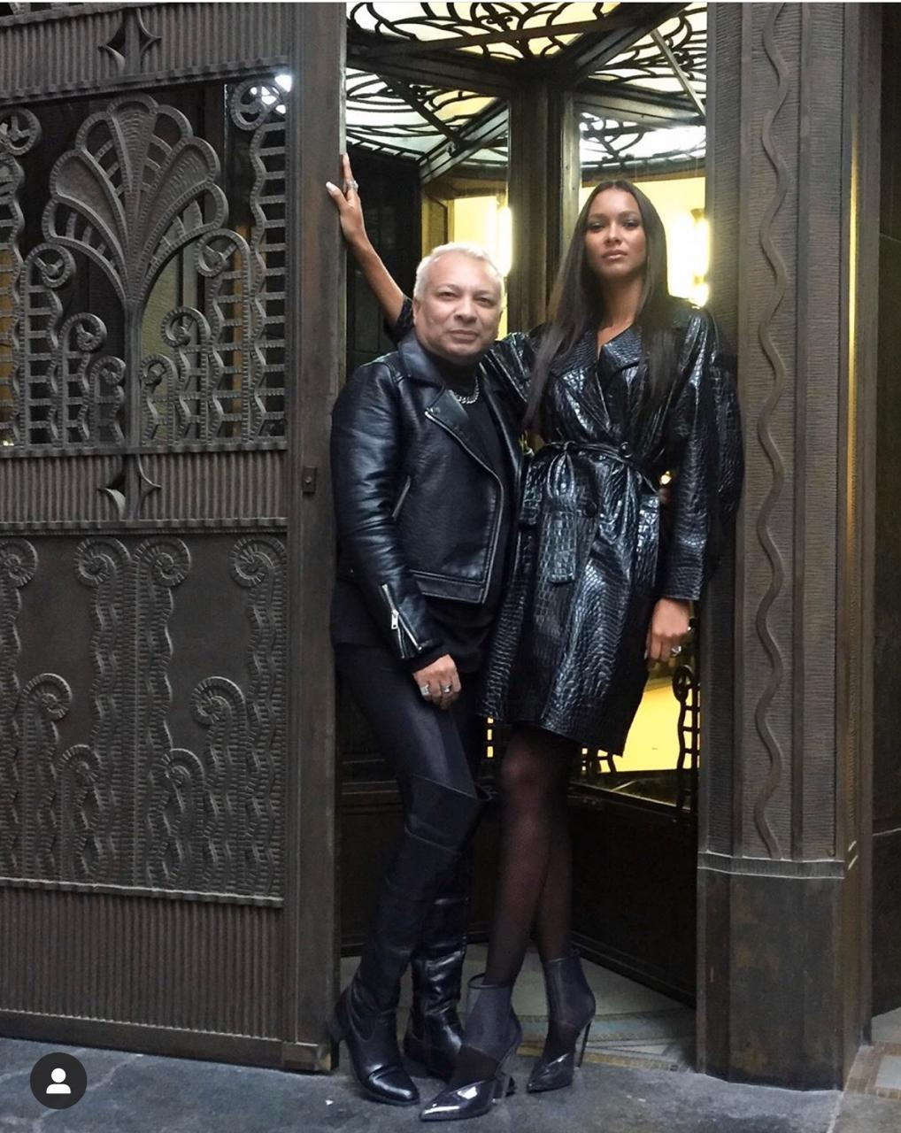 Maquiador Andre Veloso conta como iniciou sua relação com artistas  - Imagem 2