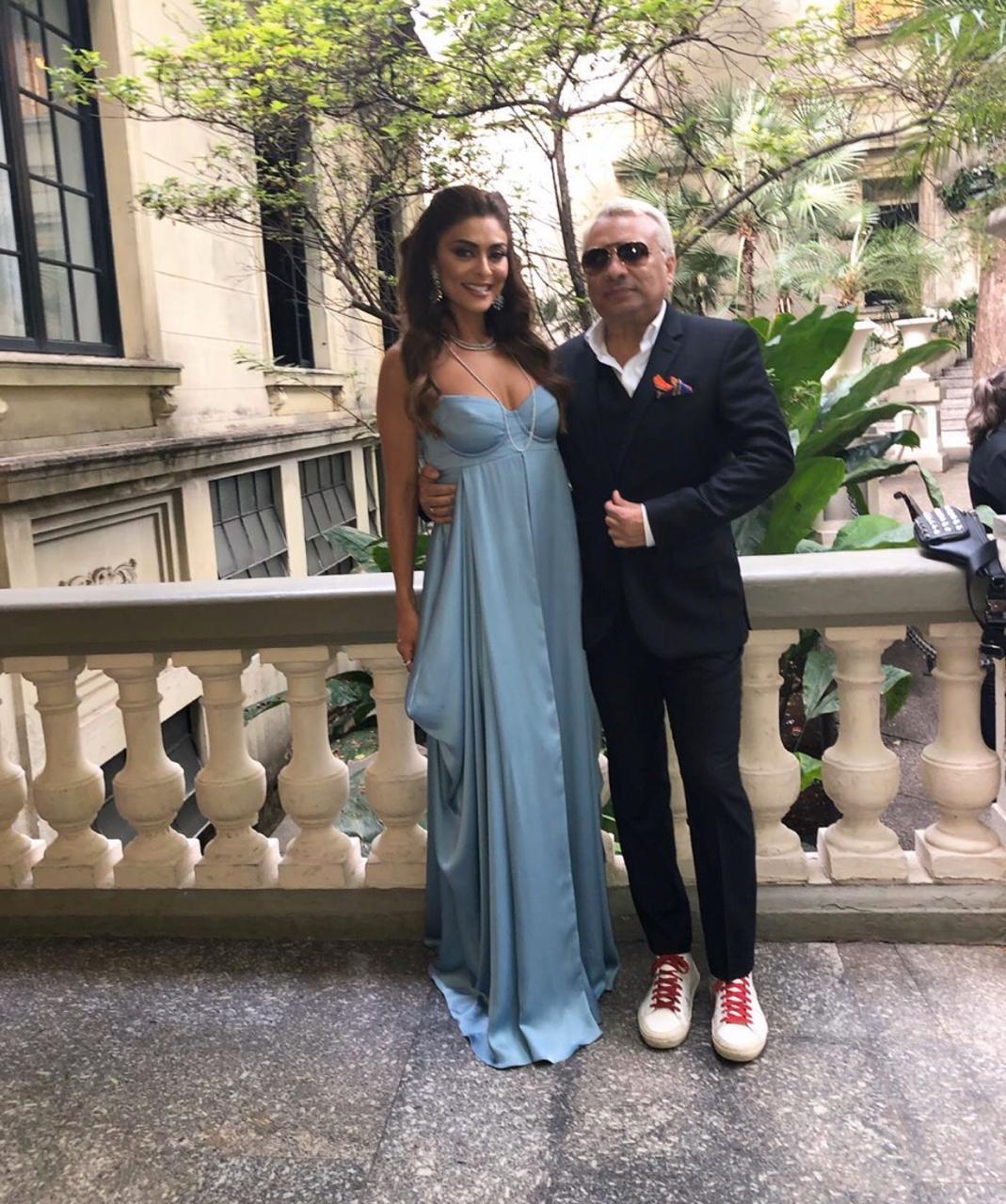 Maquiador Andre Veloso conta como iniciou sua relação com artistas  - Imagem 3
