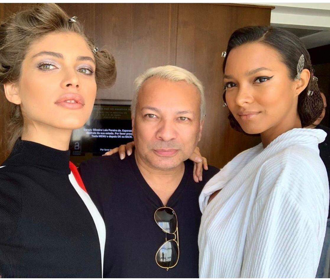 Maquiador Andre Veloso conta como iniciou sua relação com artistas  - Imagem 5