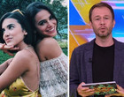 """Bruna Marquezine critica comentário de Tiago Leifert: """"Infeliz"""""""