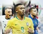 Mbappé, Gabriel Jesus.Veja os jogadores que podem jogar nas Olimpíadas
