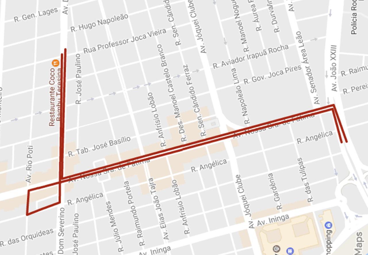 Seis linhas de ônibus mudarão o itinerário durante o Corso - Imagem 6