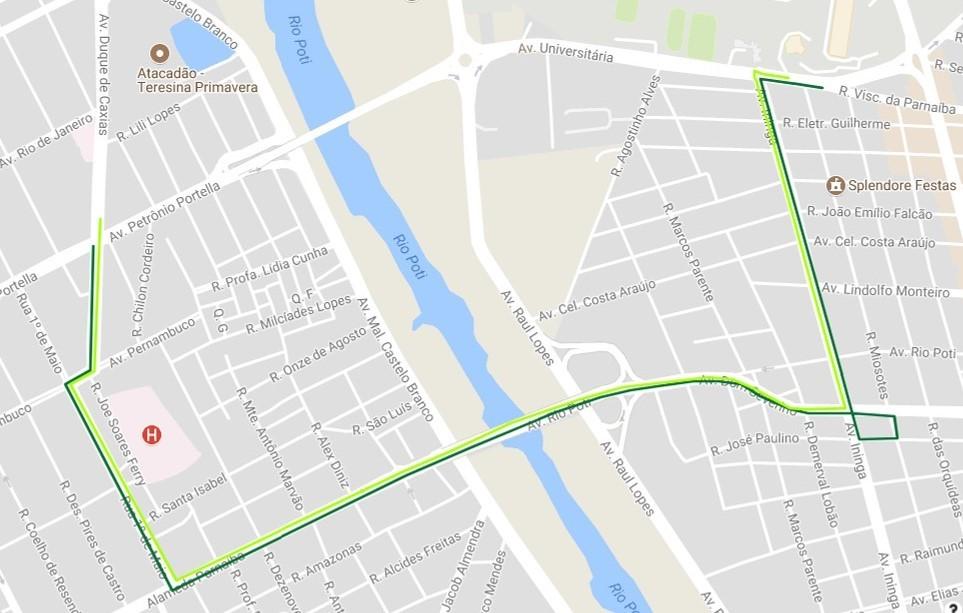 Seis linhas de ônibus mudarão o itinerário durante o Corso - Imagem 2