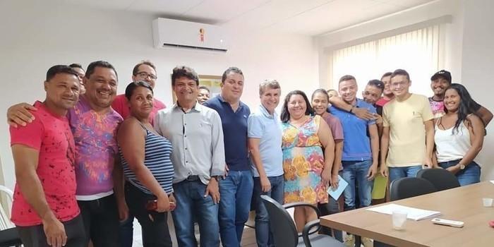 Gestão do prefeito João Luiz continua realizando obras e serviços em prol da população