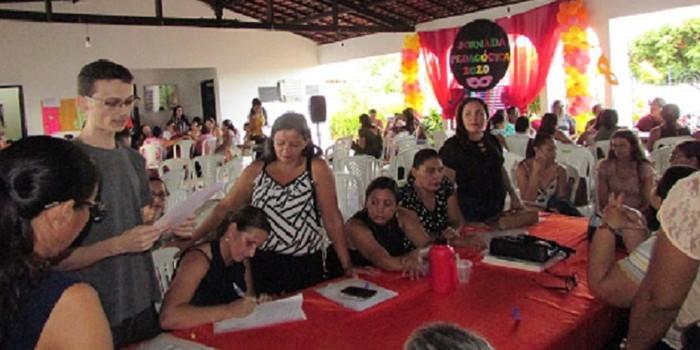Jornada Pedagógica realizada com bons resultados em São João da Serra