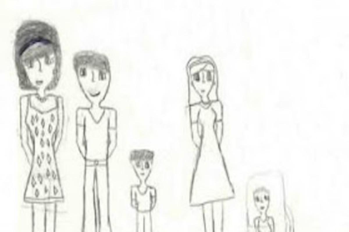 11 Desenhos De Criancas Que Indicam Que Elas Sofreram Abuso Sexual