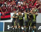 Flamengo joga no domingo contra Athletico-PR; veja números