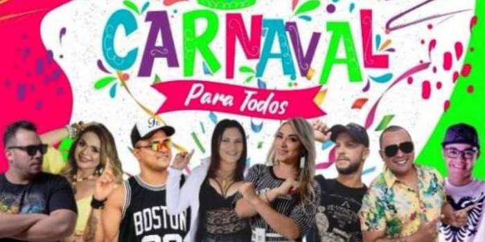 Prefeitura de Barro Duro divulga atrações do Carnaval 2020
