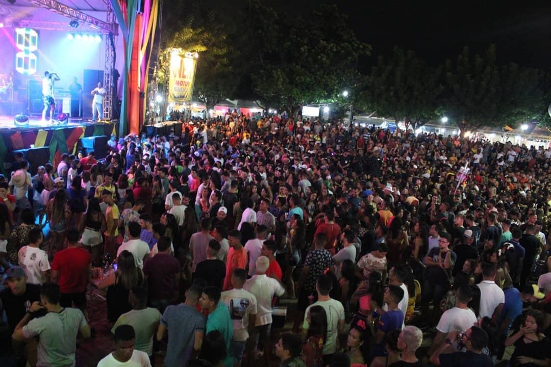 Carnaval de Água Branca inicia nesta sexta-feira (21) - Imagem 1