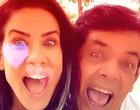"""Scheila Carvalho fala sobre morte do irmão: """"O céu está em festa"""""""