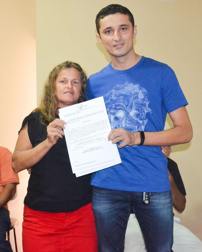 Prefeitura de Joaquim Pires realiza solenidade de posse de aprovados/classificados no último concurso público  - Imagem 23