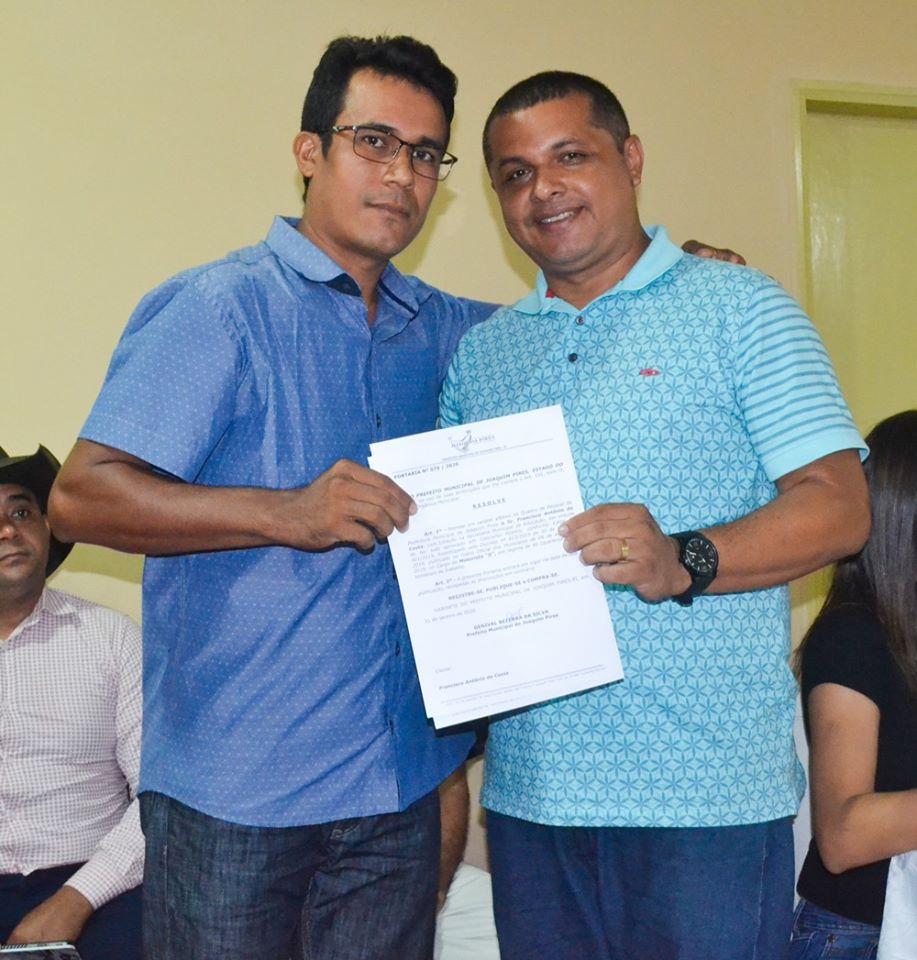 Prefeitura de Joaquim Pires realiza solenidade de posse de aprovados/classificados no último concurso público  - Imagem 21