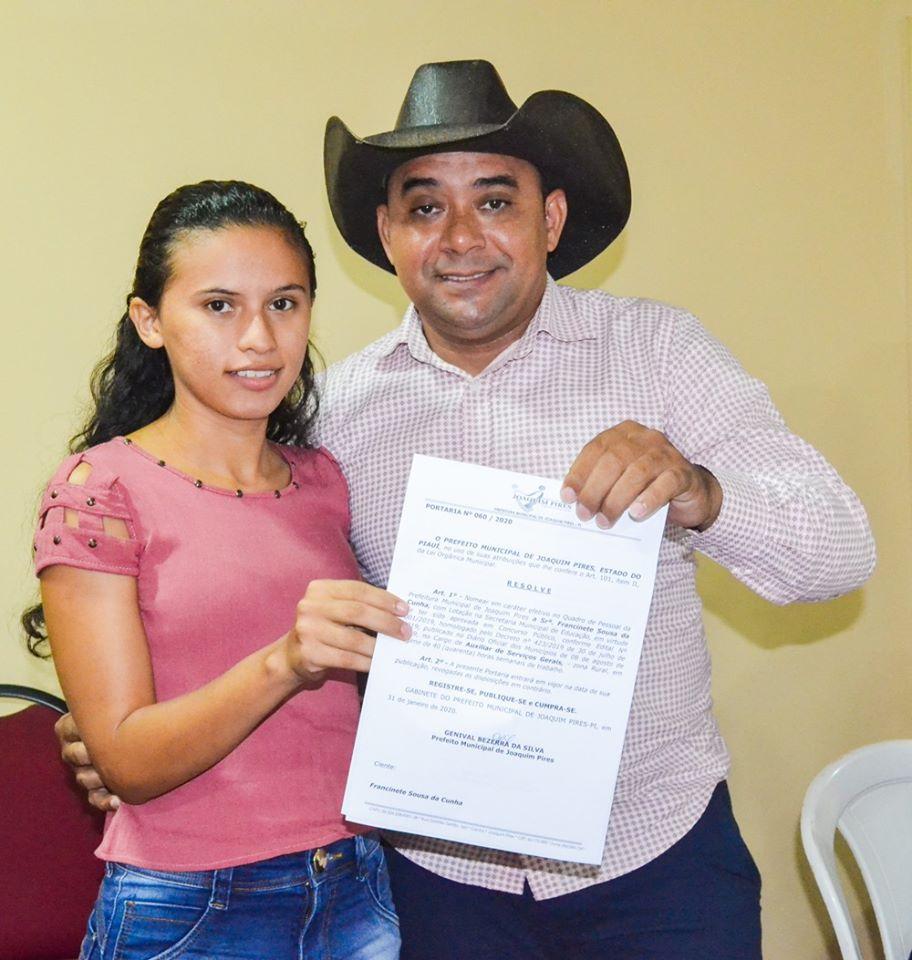 Prefeitura de Joaquim Pires realiza solenidade de posse de aprovados/classificados no último concurso público  - Imagem 6