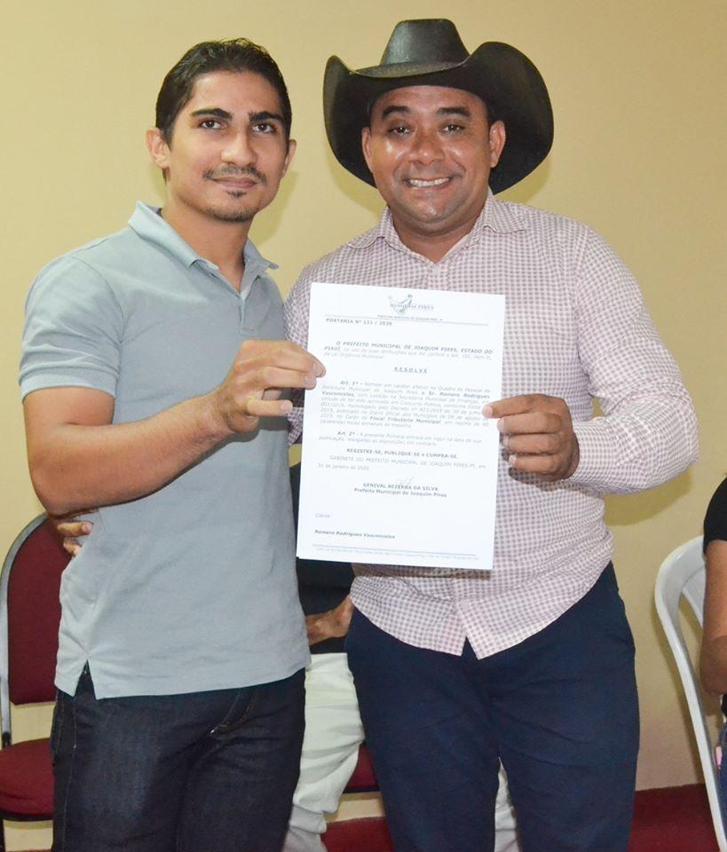 Prefeitura de Joaquim Pires realiza solenidade de posse de aprovados/classificados no último concurso público  - Imagem 12