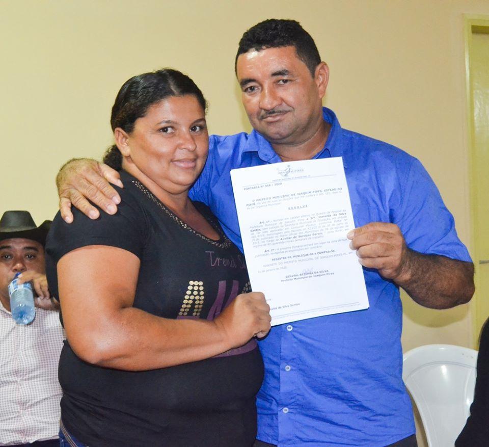 Prefeitura de Joaquim Pires realiza solenidade de posse de aprovados/classificados no último concurso público  - Imagem 58