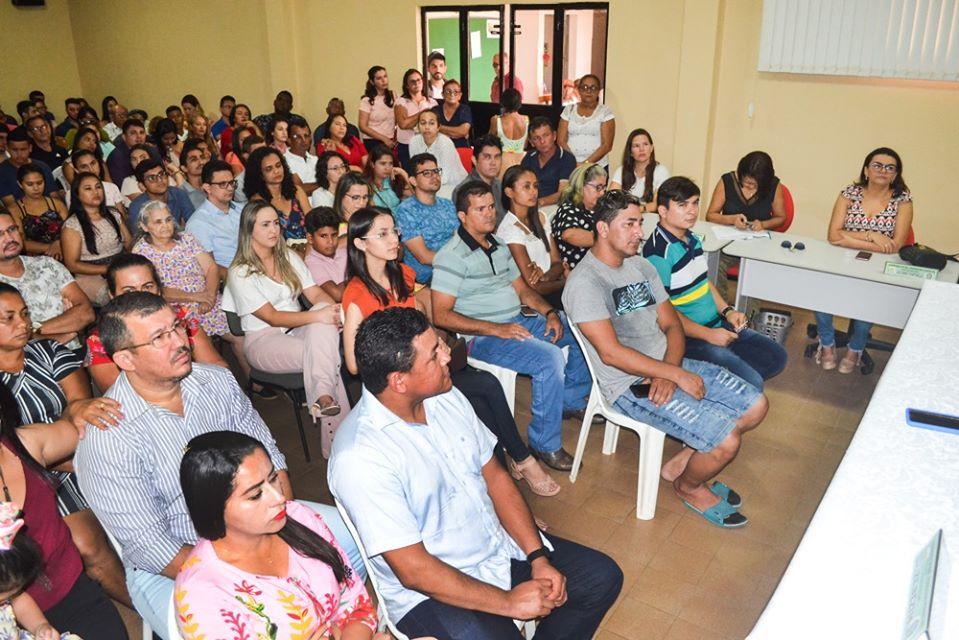 Prefeitura de Joaquim Pires realiza solenidade de posse de aprovados/classificados no último concurso público  - Imagem 5