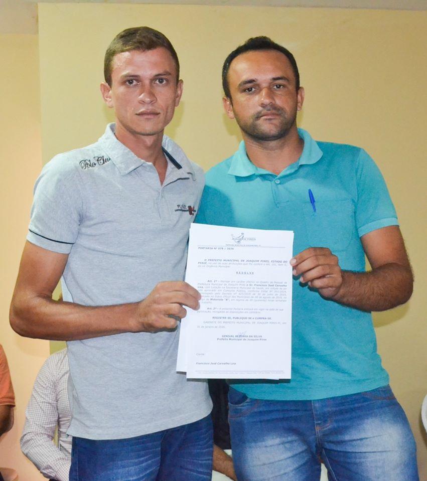 Prefeitura de Joaquim Pires realiza solenidade de posse de aprovados/classificados no último concurso público  - Imagem 22