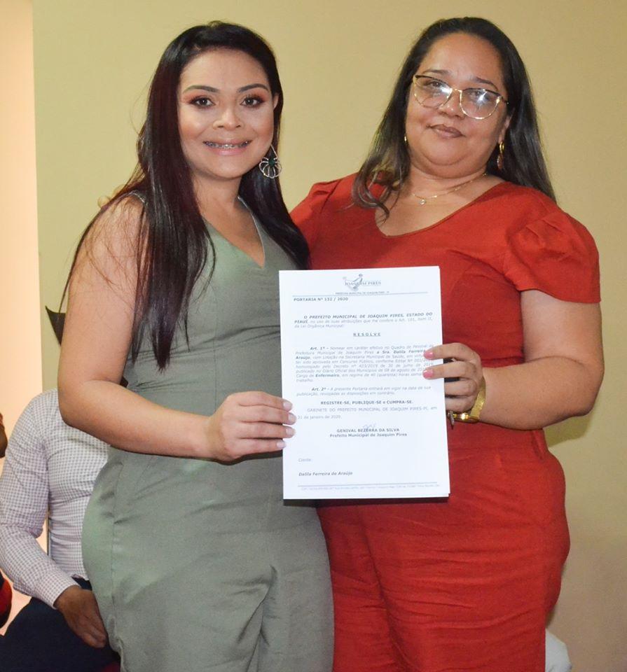 Prefeitura de Joaquim Pires realiza solenidade de posse de aprovados/classificados no último concurso público  - Imagem 56