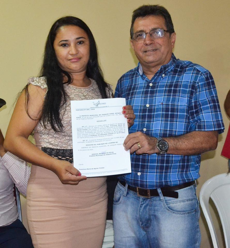 Prefeitura de Joaquim Pires realiza solenidade de posse de aprovados/classificados no último concurso público  - Imagem 54