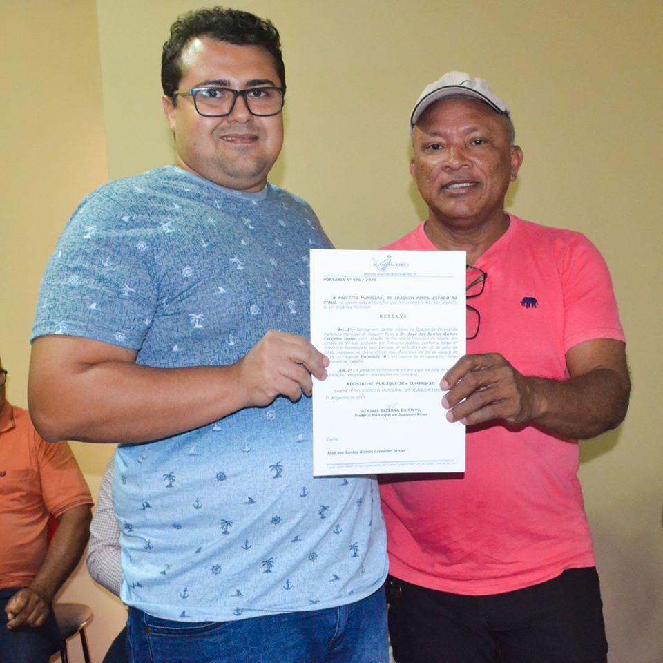 Prefeitura de Joaquim Pires realiza solenidade de posse de aprovados/classificados no último concurso público  - Imagem 17