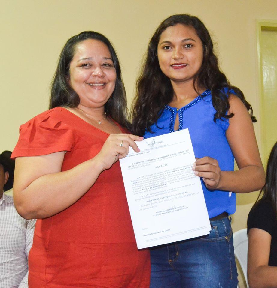 Prefeitura de Joaquim Pires realiza solenidade de posse de aprovados/classificados no último concurso público  - Imagem 48