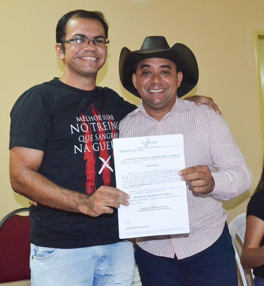 Prefeitura de Joaquim Pires realiza solenidade de posse de aprovados/classificados no último concurso público  - Imagem 65