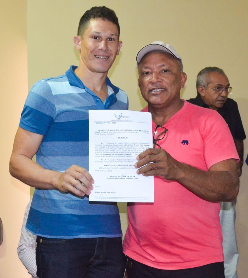 Prefeitura de Joaquim Pires realiza solenidade de posse de aprovados/classificados no último concurso público  - Imagem 91