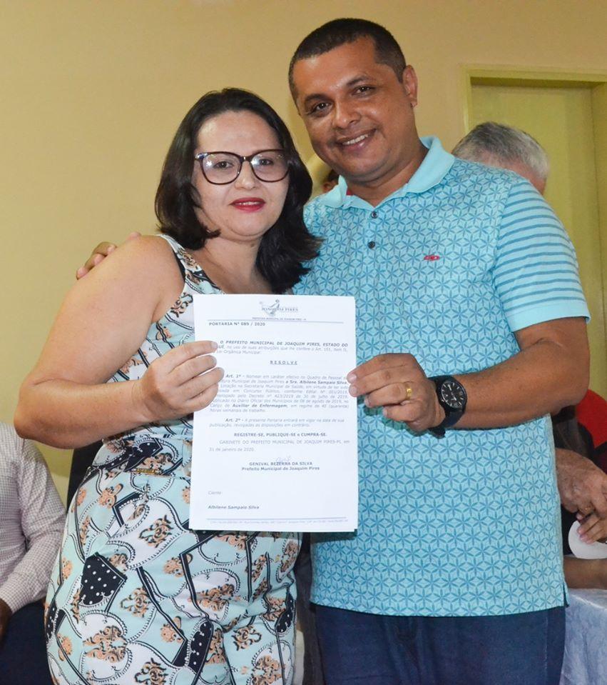 Prefeitura de Joaquim Pires realiza solenidade de posse de aprovados/classificados no último concurso público  - Imagem 11